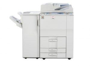 Máy photocopy công suất cao Ricoh MP7001