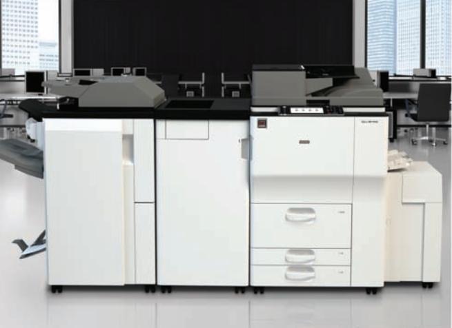 Máy Photocopy Ricoh MP6002