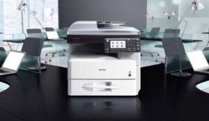 Máy Photocopy công suất nhỏ RICOH MP301SPF